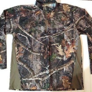 Red Head Large Lightweight Hunting Shirt